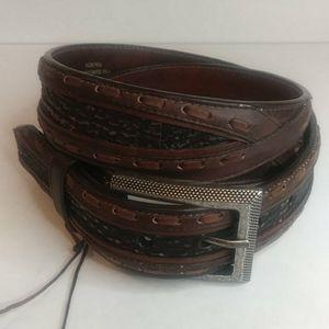 Cuadra Shark Skin  Men's Belt